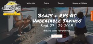 Fall Boat RV Show